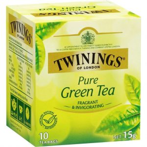 TWININGS PURE GREEN TEA - DropIt Delivery
